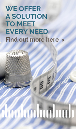WE OFFER A SOLUTION TO MEET EVERY NEED